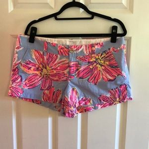 Lilly Pulitzer Party Girl Walsh Shorts